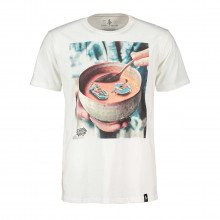 Dirty Velvet Dv76920 T-shirt Soup Of The Day Casual Uomo