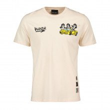 Disclaimer 50767 T-shirt Pinguini Casual Uomo