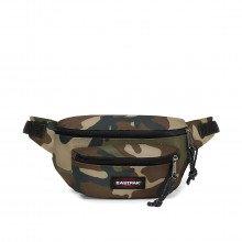 Eastpak Ek073 Marsupio Doggy Bag Camouflage Marsupi Per Tutti I Giorni Unisex