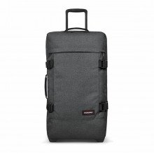 Eastpak Ek62l Trolley Tranverz M Black Denim Trolley Per Tutti I Giorni