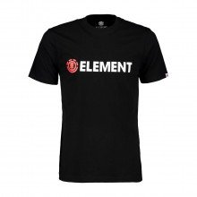 Element Q1ssa6 T-shirt Blazin Street Style Uomo