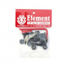 Element Q4aha8 Viti Element Allen 7/8 Accessori Skateboarding Uomo