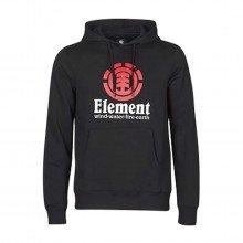 Element U1hob3 Felpa Con Cappuccio Vertical Street Style Uomo