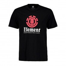 Element Z1ssi4 T-shirt Vertical Street Style Uomo