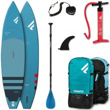 Fanatic 13200 Sup Gonfiabile Completo Ray Air 11.6' Sup Sup Uomo