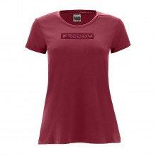 Freddy F1wbct1 T-shirt Logo Donna Sport Style Donna