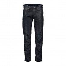 G-star D14456a670 Jeans Biker Con Zip Termosaldata Casual Uomo