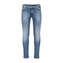 Gas Abbigliamento 351177030789 Jeans 5 Tasche Sax Zip Entrog.32 Casual Uomo