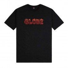Globe Gb02030017 T-shirt Inferno Street Style Uomo
