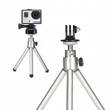 Go Pro Dk00150084 Tripode Mount + - Adattatore Accessori Strumenti Tecnologici Uomo