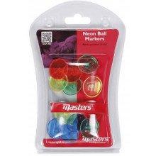 Golfsmith Zdte0030 Neon Ball Marker (12pz) Accessori Golf Uomo
