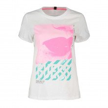 Guess W1ri71i3z00 T-shirt Be Iconic Donna Casual Donna