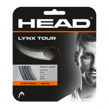 Head 281790 Lynx Toru Grey Blister Corde Tennis Uomo
