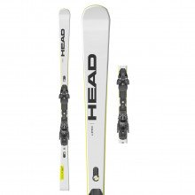 Head 313240+100826 Wc Rebels E-speed Sw Evo14 Con Attacco Freeflex St 14 Sci Sci Uomo