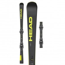Head 313260+100826 Wc Rebels E-race Sw Evo 14 Con Attacco Freeflex St 14  Sci Sci Uomo