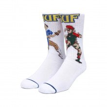 Huf 71121ma000064 Calze Chun-li & Cammy Street Style Uomo