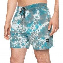 Hurley 65121mc000015 Boardshort Session Tie Dye 16 Mare Uomo
