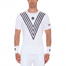Hydrogen T00123 T-shirt Tech Victory Abbigliamento Tennis Uomo