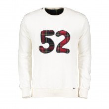 In The Box Roundneck52 Felpa Girocollo 52 Casual Uomo