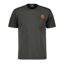 In The Box Ss210003a T-shirt Sunset Casual Uomo