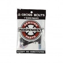"Independent 9583 Viteria Genuine Philiphs 1"" Accessori Skateboarding Uomo"