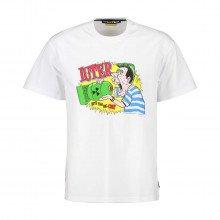 Iuter 21sits88 T-shirt Atomic Street Style Uomo