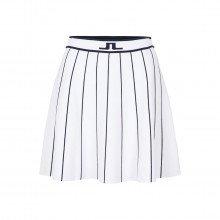 J Lindeberg Gwsd03507 Bay Knitted Golf Skirt Abbigliamento Golf Donna
