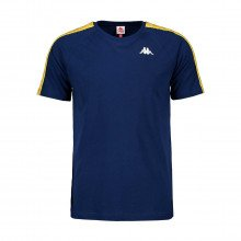 Kappa 303uv10 T-shirt 222 Banda Coen Slim Sport Style Uomo