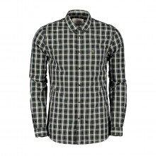 Lacoste Ch3983 Camicia Regular In Oxford Check Casual Uomo