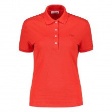 Lacoste Pf5462 Polo Mini Pique' Stretch Donna Casual Donna