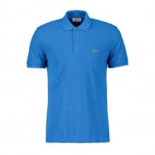 Lacoste Ph4012 Polo Slim Ph4012 Royal Casual Uomo