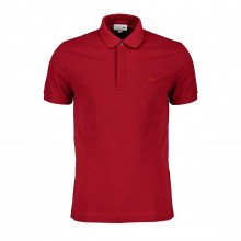 Lacoste Ph5522 Polo Paris In Piquet Di Cotone Stretch Casual Uomo