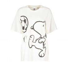 Levi's 56152 T-shirt Snoopy Oversize Donna Casual Donna