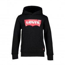 Levi's 9e8778 Felpa Con Cappuccio Batwing Bambino Abbigliamento Bambino
