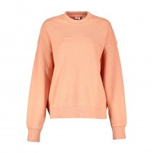 Levi's A0886 Felpa Girocollo Standard Sweatshirt Donna Casual Donna
