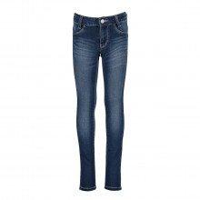 Levi's Nm23567 Jeans 710 Super Skinny Felpato Bambina Abbigliamento Bambino