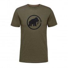 Mammut 1017 T-shirt Classic Logo Abbigliamento Montagna Uomo