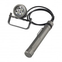 Mares 415774 Torcia Dct Xr Canister Light Torce Subacquea Unisex