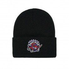 Mitchell & Ness Mn Beanie Cuff Team Logo Raptors Accessori Basket Uomo
