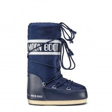 Moon Boot 14004400j Moon Boot Blu Bambino Dal 27-30 Al 31-34 Tutti Doposci Bambino
