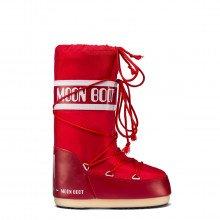 Moon Boot 14004400j Moon Boot Rosso Bambino Dal 27-30 Al 31-34 Tutti Doposci Bambino