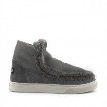 Mou Mini Mini Eskimo Sneaker Grigio Donna Tutti Stivali E Boot Donna
