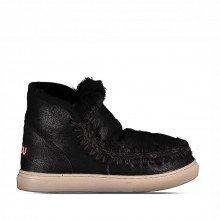 Mou Mini Mini Eskimo Sneaker Nero Donna Tutti Stivali E Boot Donna