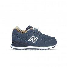 New Balance Iv574gyz 574 Velcro Baby Tutte Sneaker Baby
