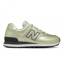 New Balance Wl574pi2 574 Metallic Donna Tutte Sneaker Donna