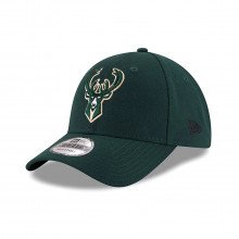 New Era 11405602 Cappellino The League 9forty Milwaukee Bucks Accessori Basket Uomo