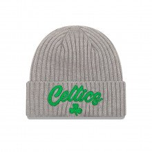 New Era 60003118 Beanie Draft Knit Tip Off Celtics Accessori Basket Uomo