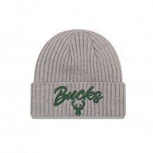 New Era 60003138 Beanie Draft Knit Tip Off Bucks Accessori Basket Uomo