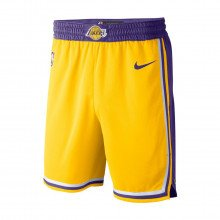 Nike Aj5617 Short Lakers Squadre Basket Uomo