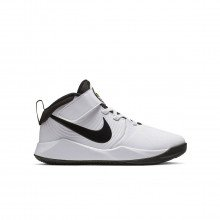 Nike Aq4225 Team Hustle D 9 Bambino (tg 30-35) Scarpe Basket Bambino
